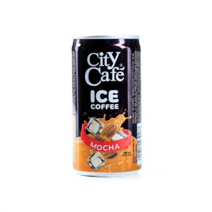City Cafe Mocha 180ml