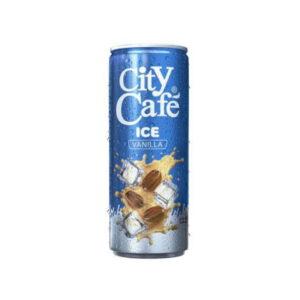 City Cafe Vanilya 240ml